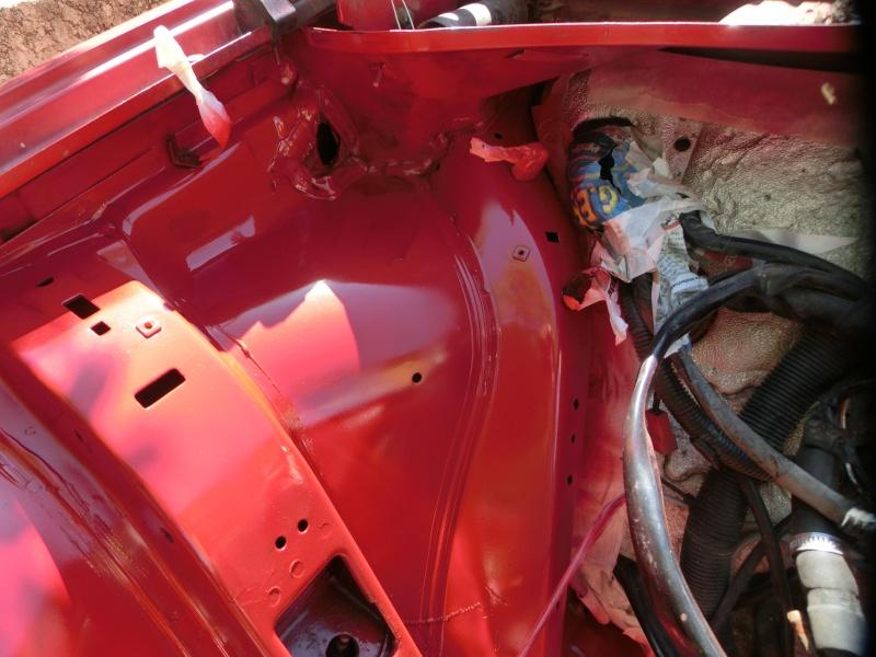 Alfa 75 turbo rouge Cimg0918