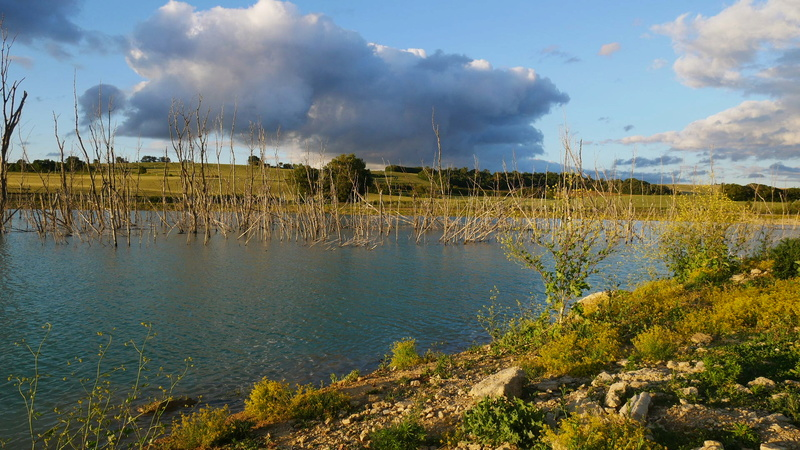 Pêche Lac de la Ganguise P1000710