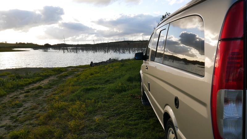 Pêche Lac de la Ganguise P1000713