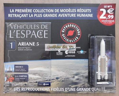 Collection Véhicule de l'Espace - DE AGOSTINI  K86p4j10