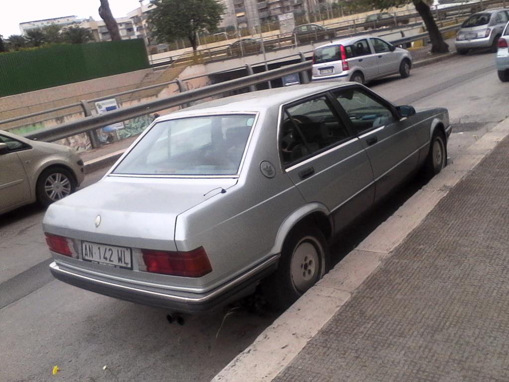 avvistamenti auto storiche - Pagina 5 500810
