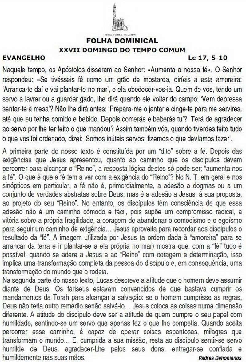 Folha Dominical 112