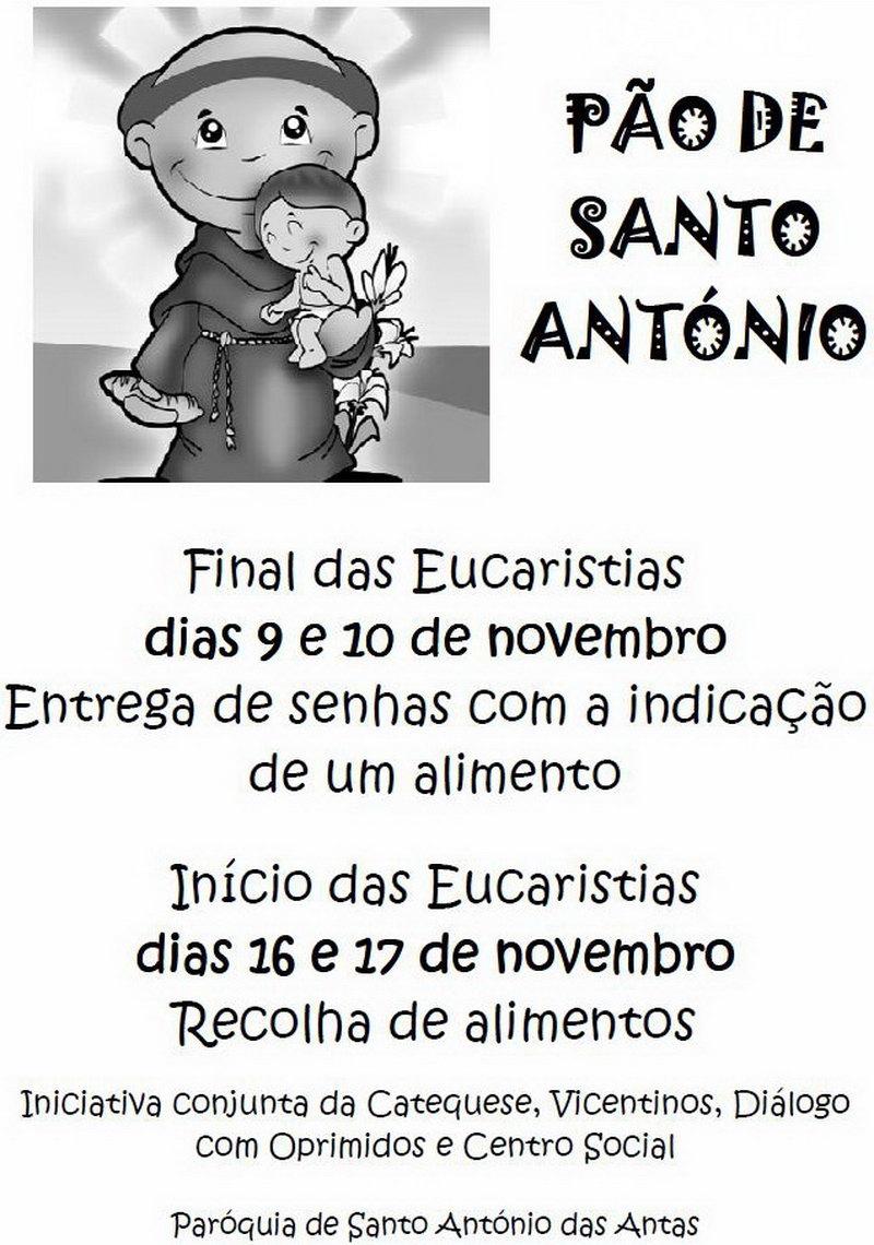 Pão de Santo António 120