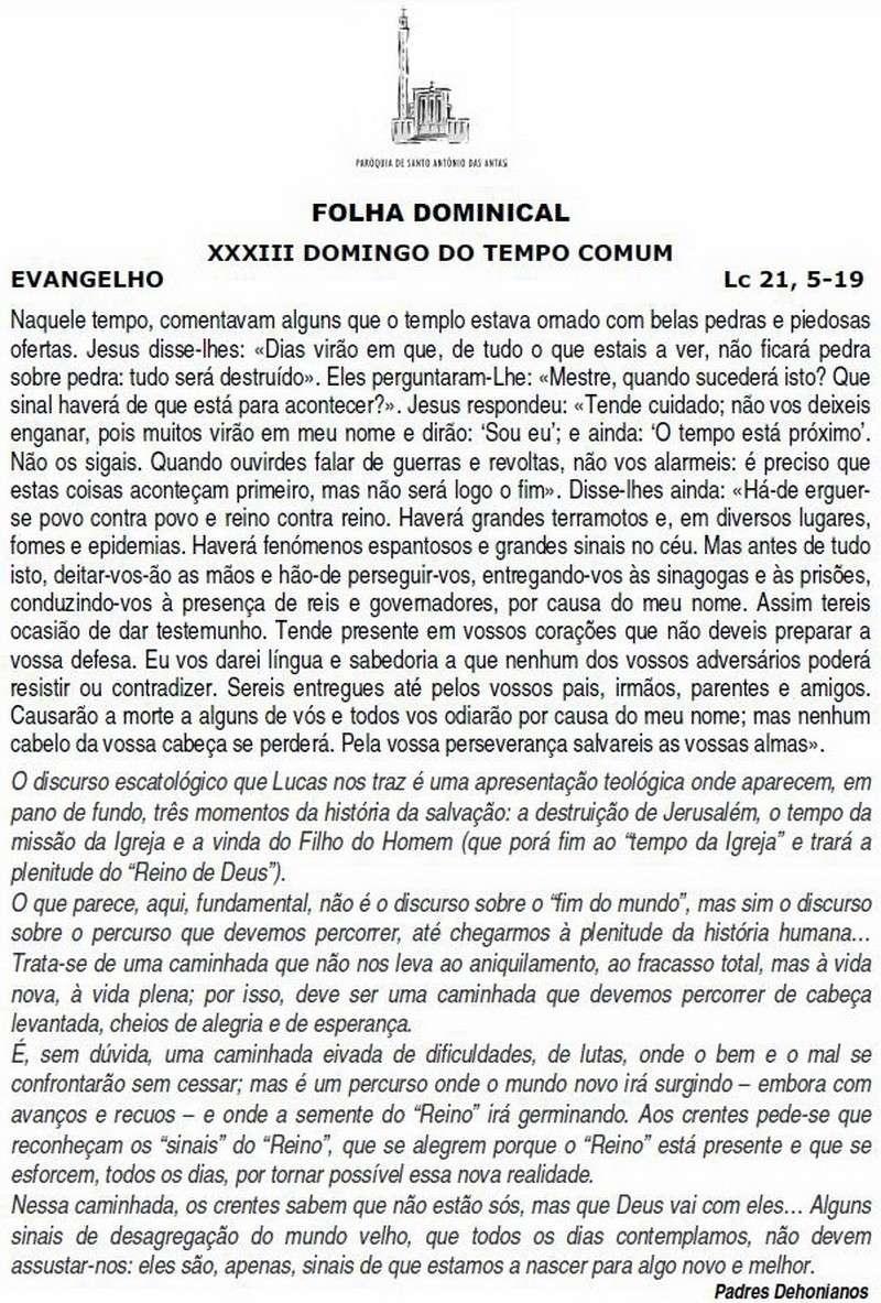 Folha Dominical 123