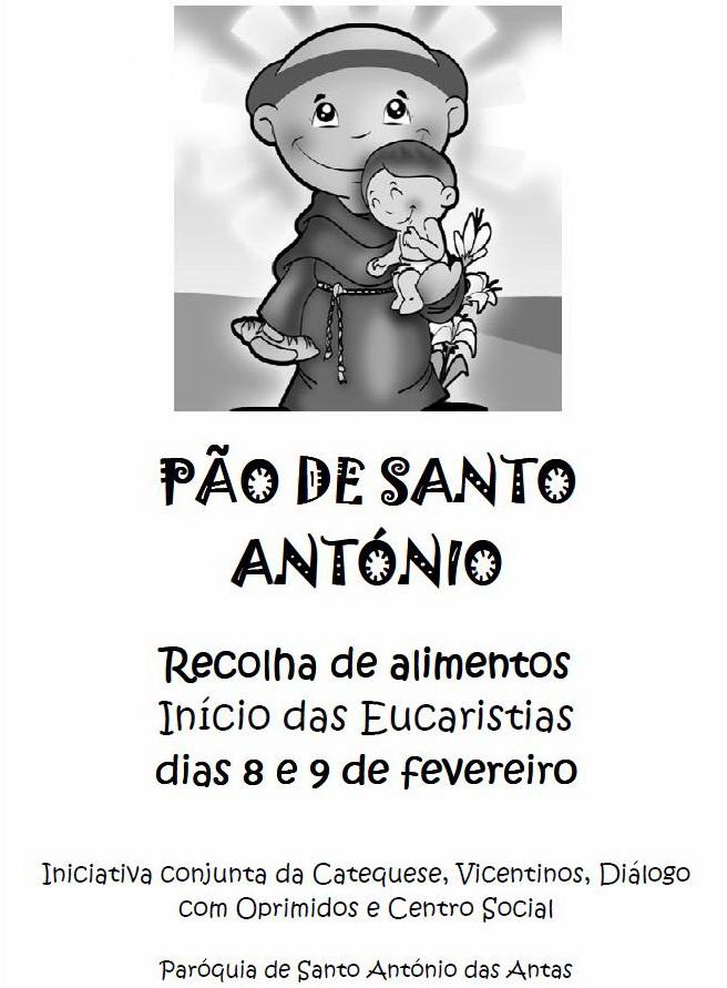 Pão de Santo António 136