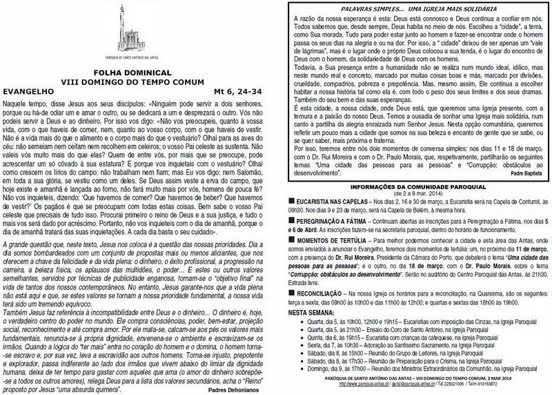 Folha Dominical 142