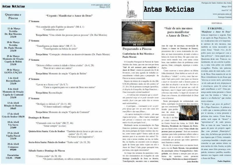 Antas Notícias 143