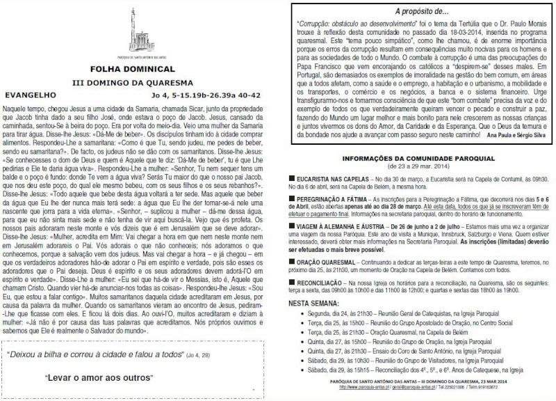 Folha Dominical 146