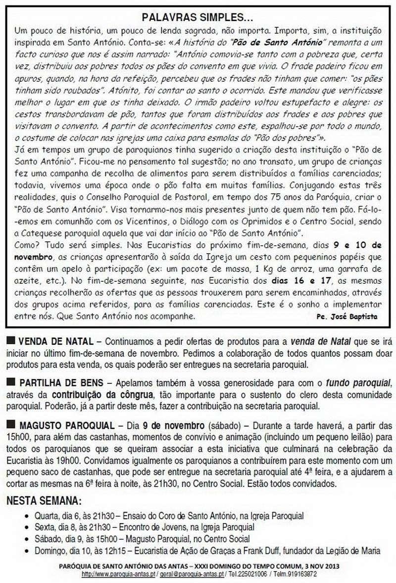 Folha Dominical 218