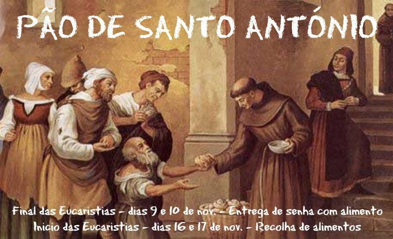 Pão de Santo António 219