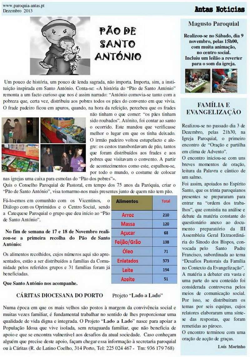 Antas Notícias 310