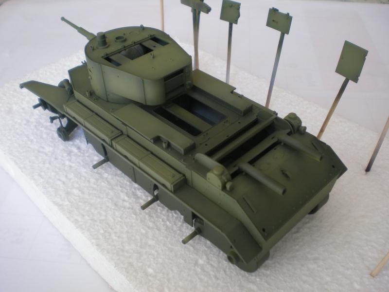 Tamiya BT-7...chipping done! P1010223