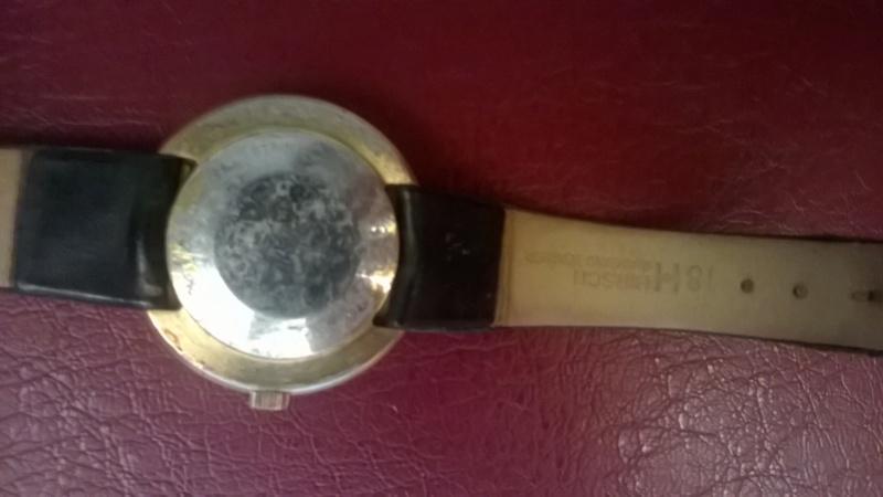 Un post qui référence les montres de brocante... tome IV - Page 2 Wp_20111