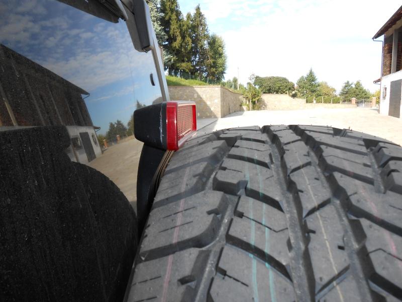 Porta ruota di scorta JK 9-9-2011