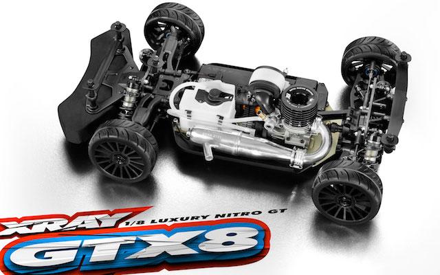 XRAY GTX8 Gtx8-g10
