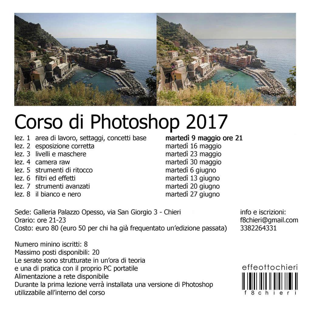Corso di Photoshop 2017 Corso_10