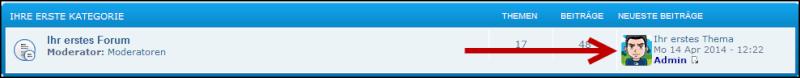 [Neue Funktion] Templates phpBB3/Invision, Zeitversetzte Newsletter, Avatare auf Update38