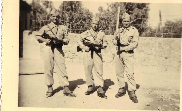 "M1 Garand quel est ce ""Buzz"" 19-08-11"