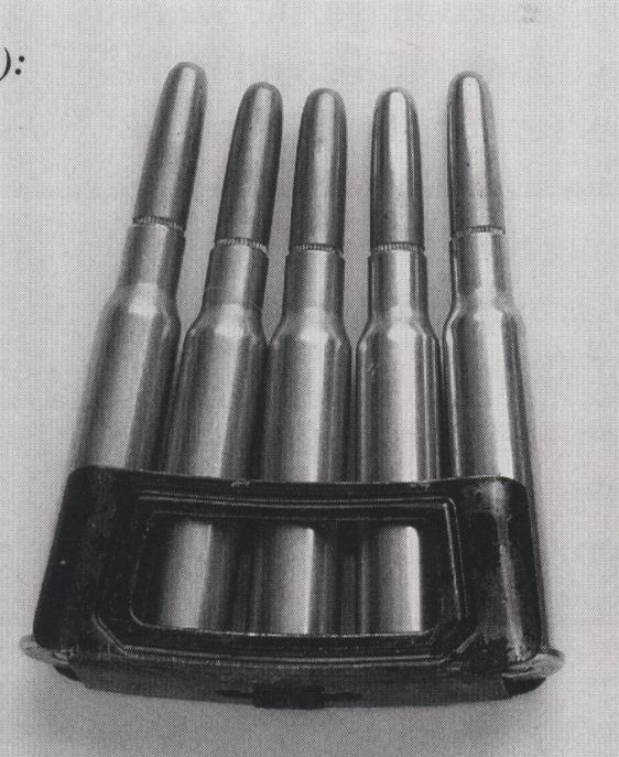 Mannlicher M95 Dutch - Munitions Ht7lhj11