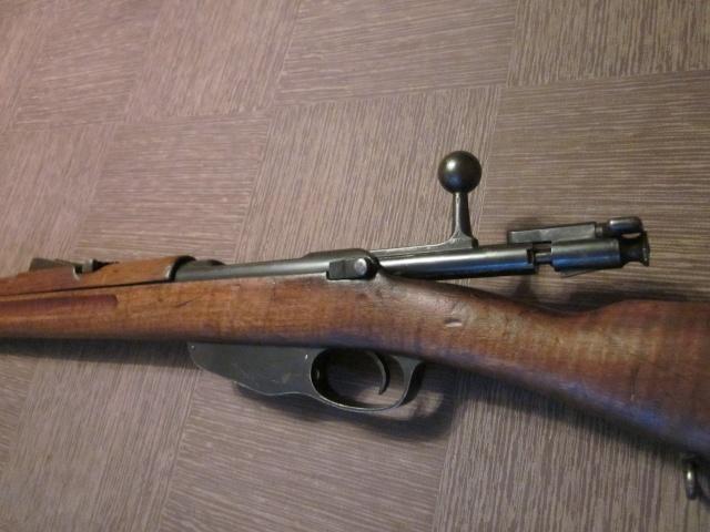 Mannlicher M95 Dutch - Munitions Img_5751
