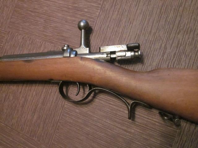 """Epave de carabine """"Germanique"""" très bizarre . Img_5980"""