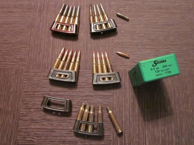 Mannlicher M95 Dutch - Munitions Img_6320