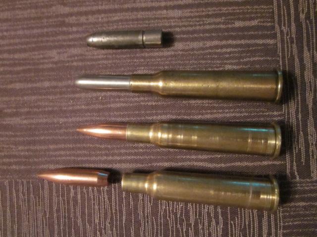 Mannlicher M95 Dutch - Munitions Img_6322