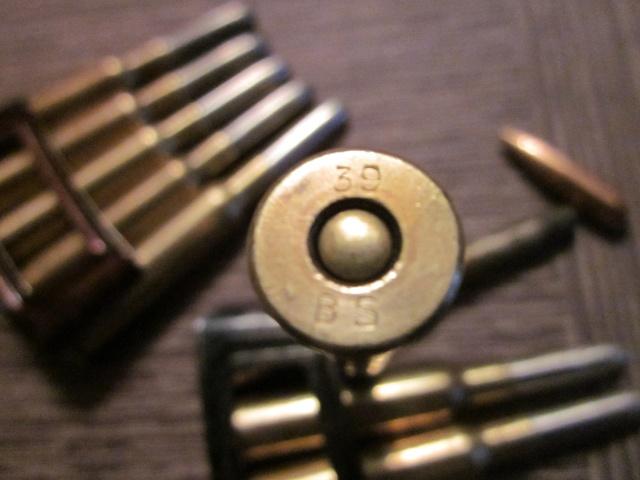 Mannlicher M95 Dutch - Munitions Img_6323