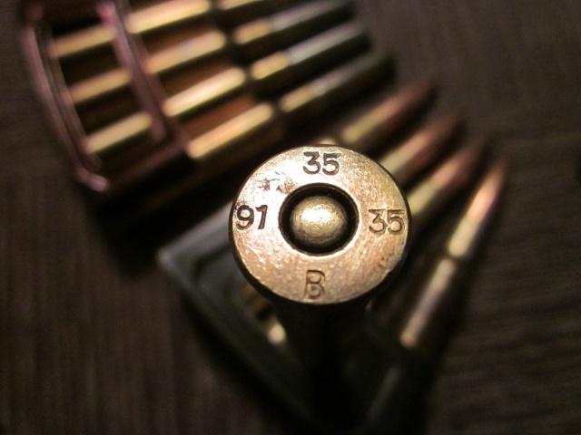 Mannlicher M95 Dutch - Munitions Img_6326