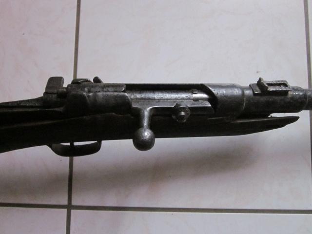 """Epave de carabine """"Germanique"""" très bizarre . Img_6421"""
