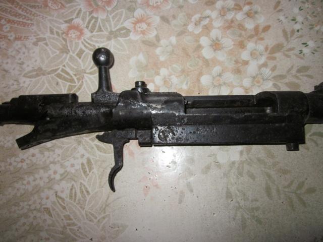 """Epave de carabine """"Germanique"""" très bizarre . Img_6424"""
