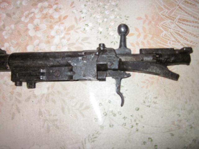 """Epave de carabine """"Germanique"""" très bizarre . Img_6426"""