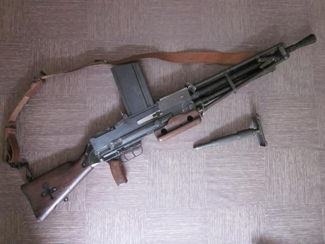 Le Fusil-Mitrailleur de Châtellerault Mle 1924 M29 et accesoires Img_6715