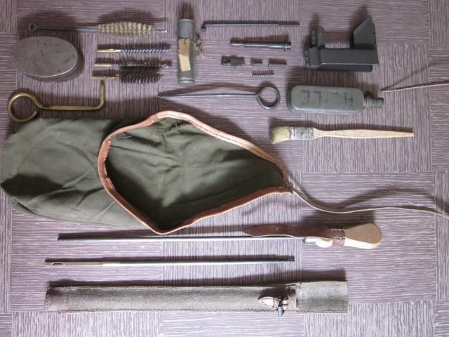 Le Fusil-Mitrailleur de Châtellerault Mle 1924 M29 et accesoires Img_6734