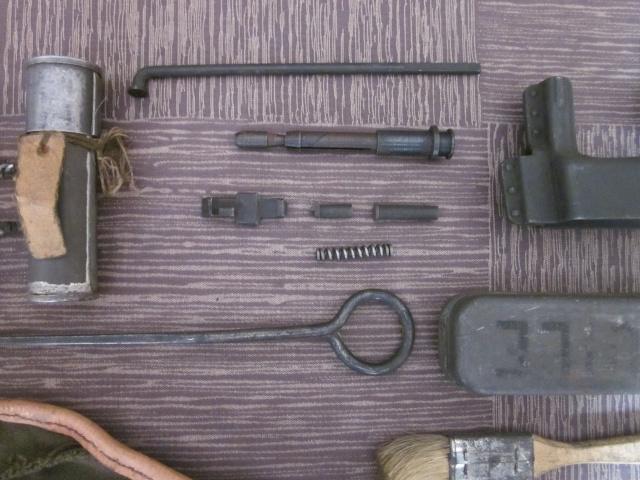 Le Fusil-Mitrailleur de Châtellerault Mle 1924 M29 et accesoires Img_6736