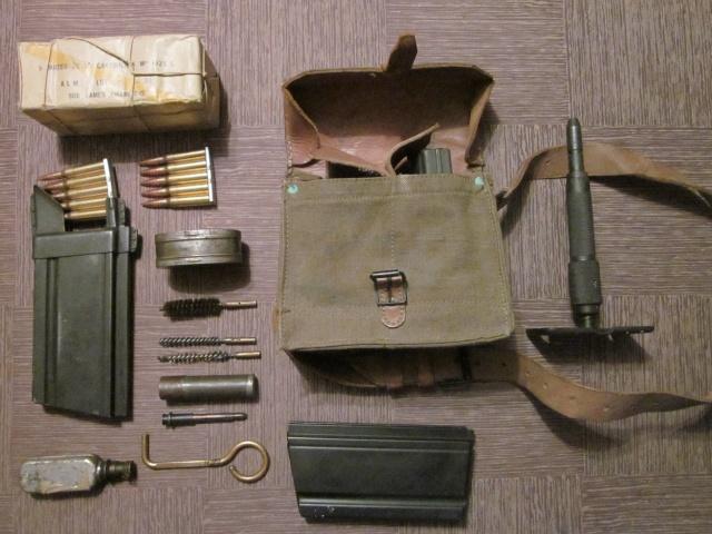 Le Fusil-Mitrailleur de Châtellerault Mle 1924 M29 et accesoires Img_6738