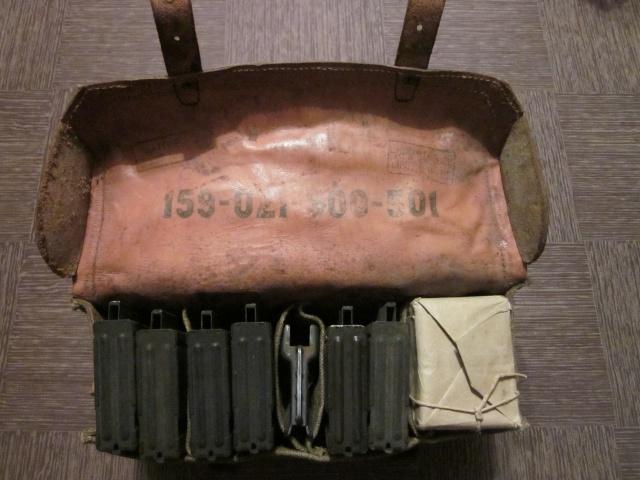 Le Fusil-Mitrailleur de Châtellerault Mle 1924 M29 et accesoires Img_6740