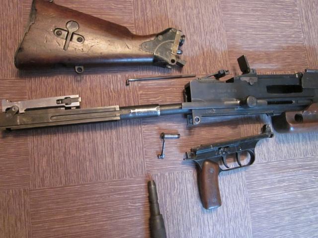 Le Fusil-Mitrailleur de Châtellerault Mle 1924 M29 et accesoires Img_6911