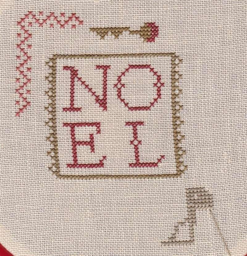 SAL Sauvage NOEL SAMPLER de Brenda Gervais Noel_n10
