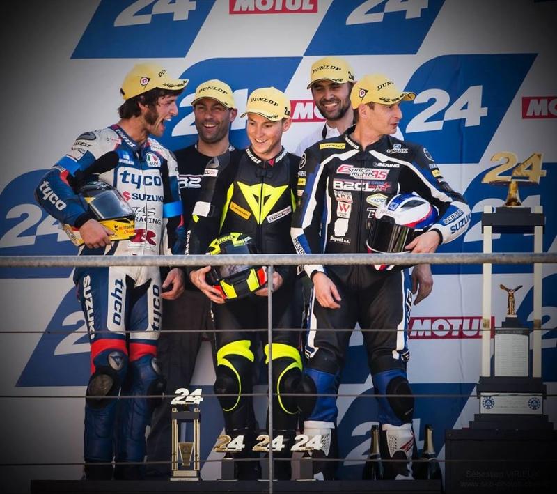 [Endurance] 24 Heures Moto 2013 (Le Mans) - Page 12 Podium10