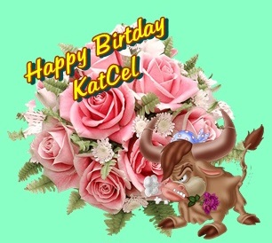 Happy Birthday KatCel Katcel10