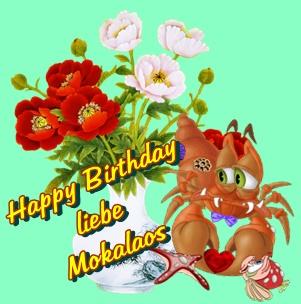 Herzlichen Glückwunsch liebe mokalaos Moki10