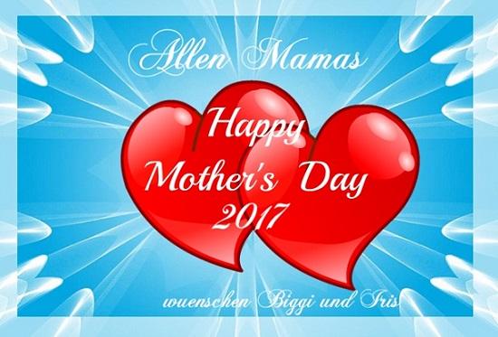 Muttertag steht im Kalender Mutter11