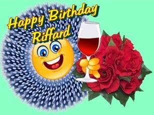 Happy Birthday Riffard Riffar10