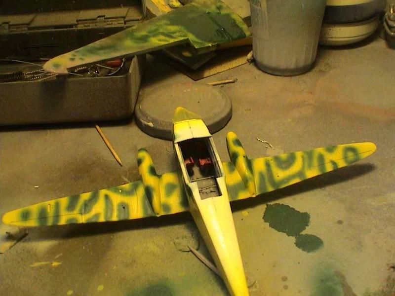 [Heller] De Havilland DH89 Dragon Rapide + Conversion DH 84 Dragon - Page 2 Dh8110