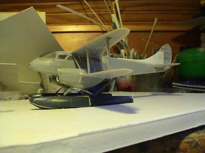 [Heller] De Havilland DH89 Dragon Rapide + Conversion DH 84 Dragon - Page 2 Dh9410