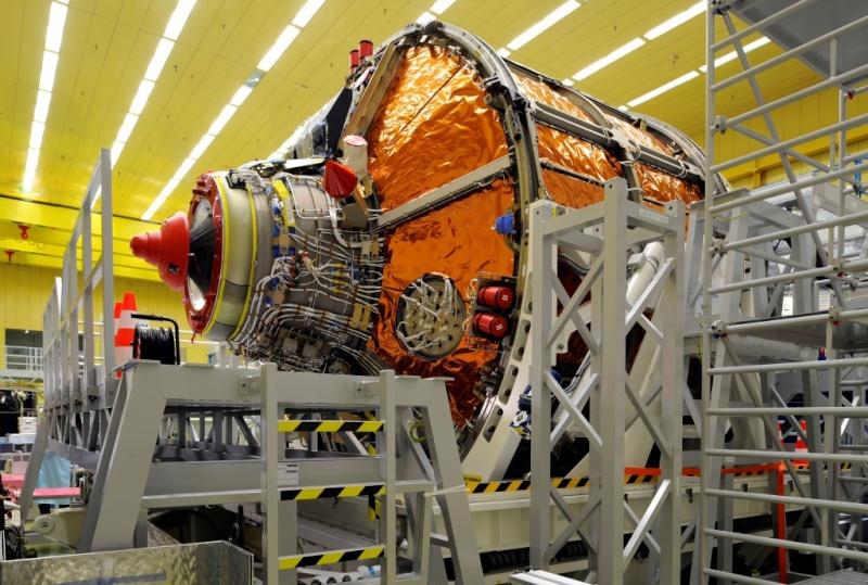 """Lancement Ariane 5 - VA219 / ATV-5 """"Georges Lemaître"""" - 29 juillet 2014 20130810"""