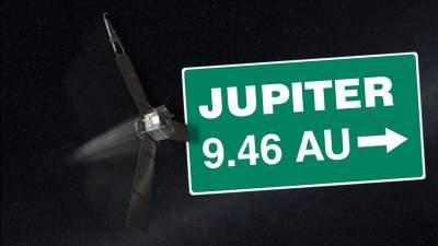 Juno - Mission autour de Jupiter Juno2010