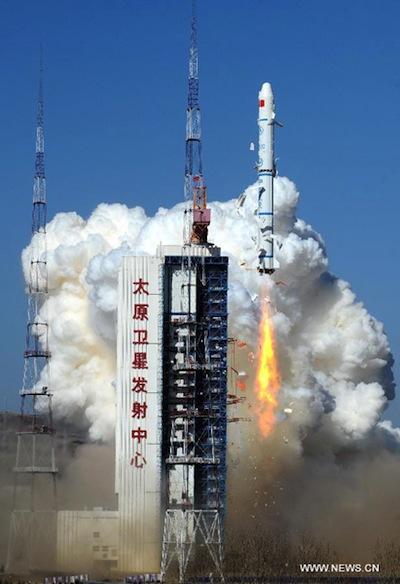 CZ-2C (Yaogan-18) - TSLC - 29.10.2013 Longma10