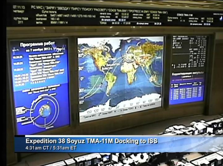 Lancement & retour sur terre de Soyouz TMA-11M  - Page 3 Screen54
